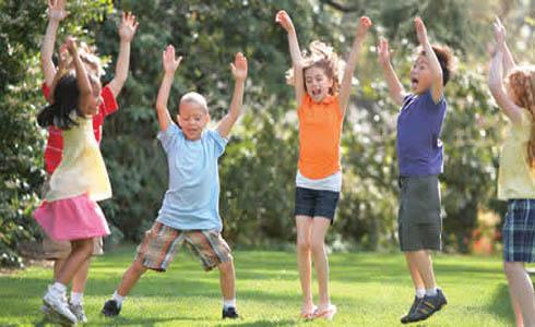 actividades al aire libre para ninos