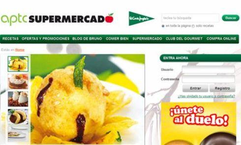 606c4d6206b El Corte Inglés relanza su supermercado virtual para impulsar la venta   online  br